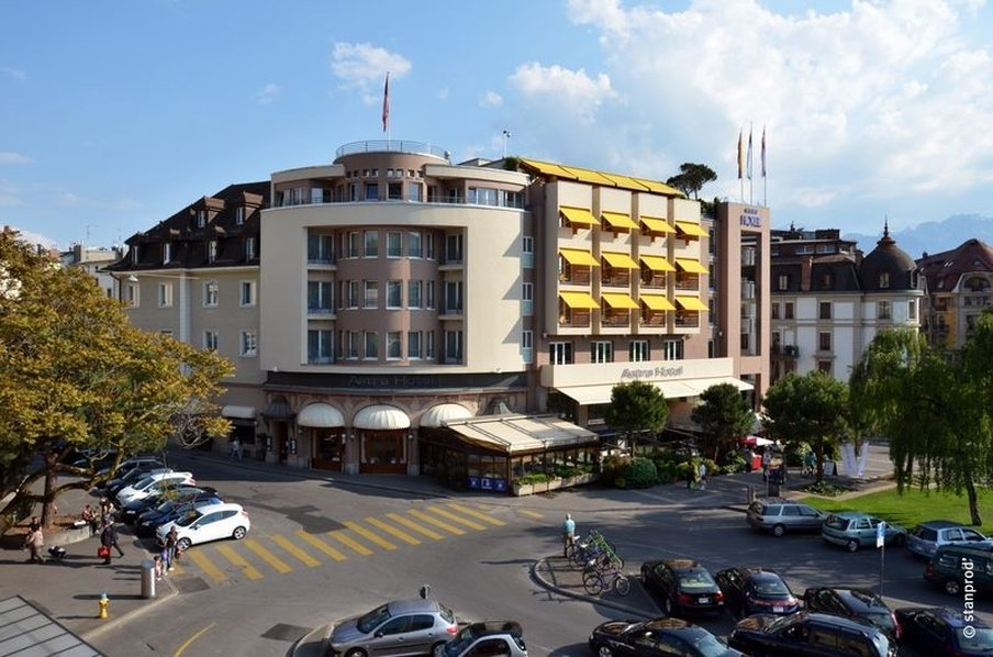 โรงแรมแอสตรา เวเวย์