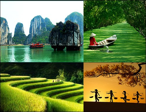 Travel Land Vietnam