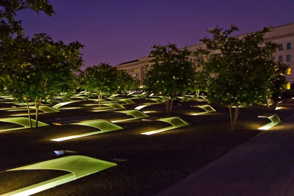 National 9/11 Pentagon Memorial