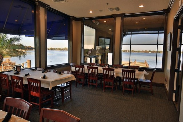 Harborside restaurant winter haven menu prices for O bar private dining room