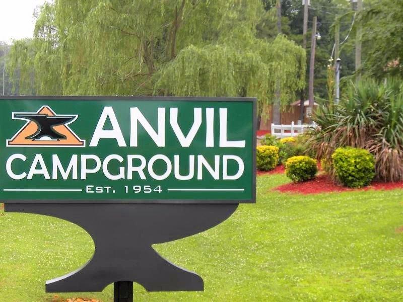 アンビル キャンプグラウンド