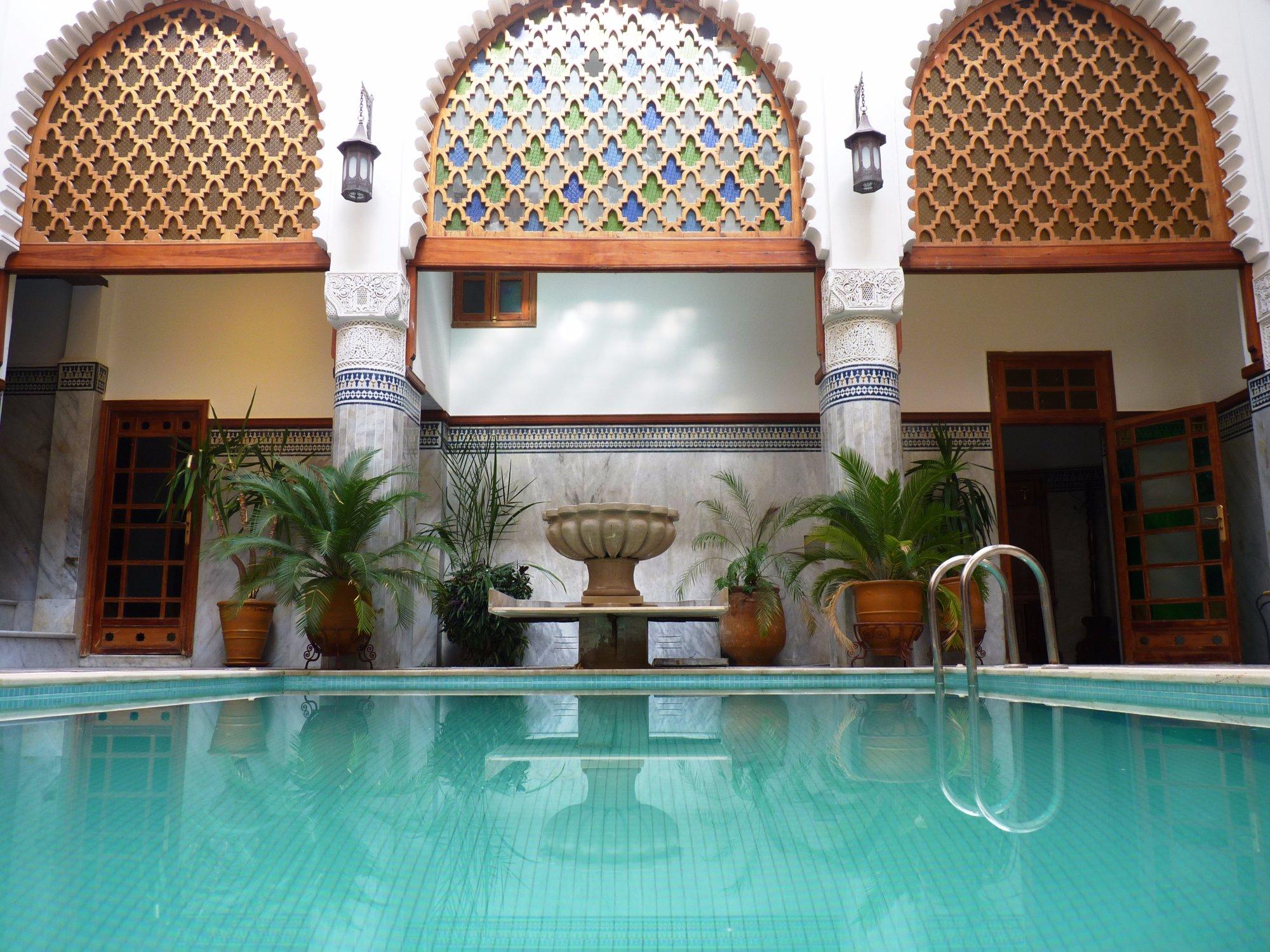 安達盧霍特宮溫泉飯店