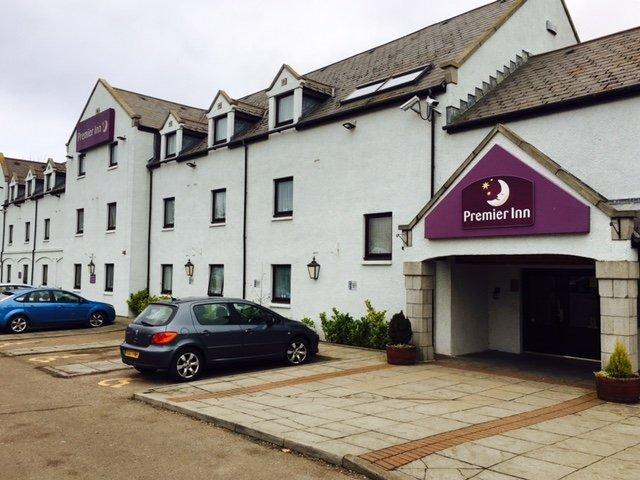 Premier Inn Aberdeen (Anderson Drive) Hotel