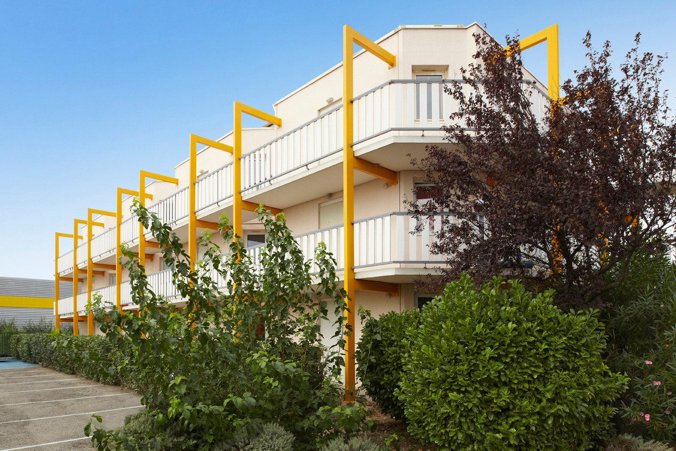 Hotel Heco Marseille Saint-Antoine (Ex: Premiere Classe)