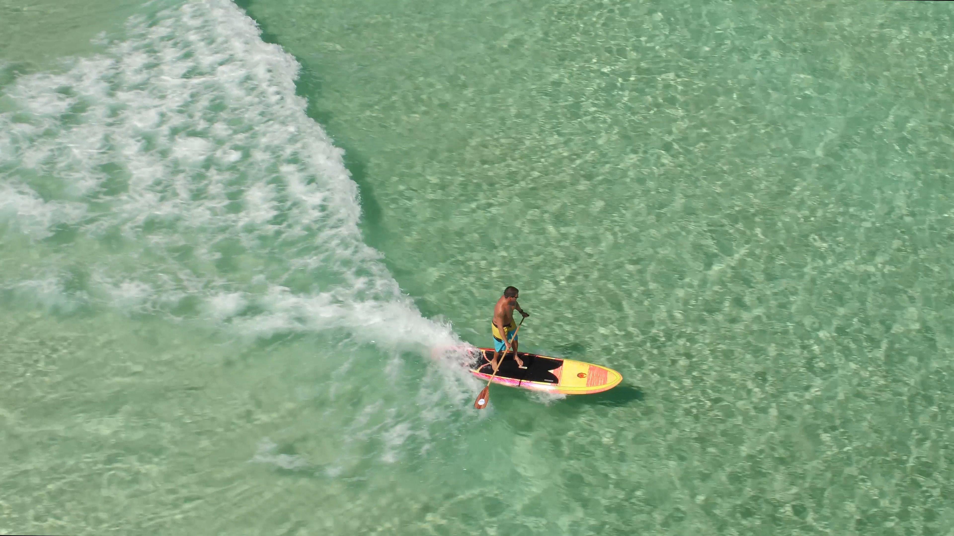 Panama City Beach Paddler