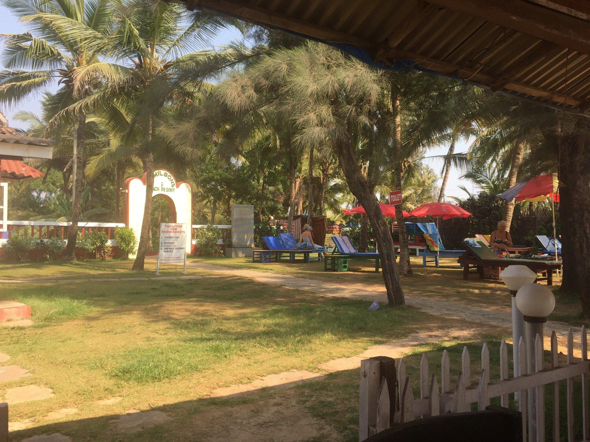 Camilsons Beach Resort