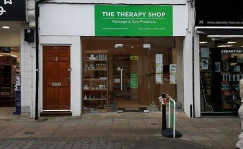 The Therapy Shop