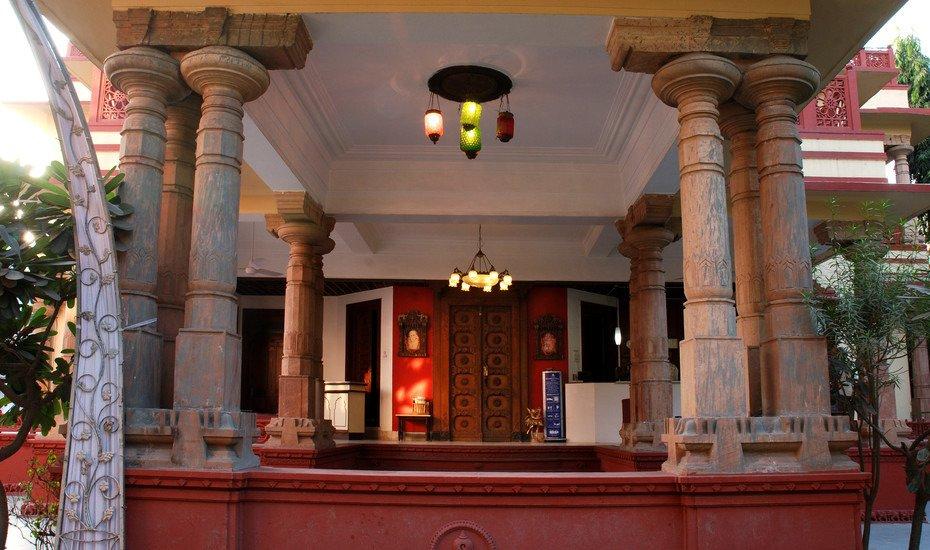 Hotel Siddhartha Palace