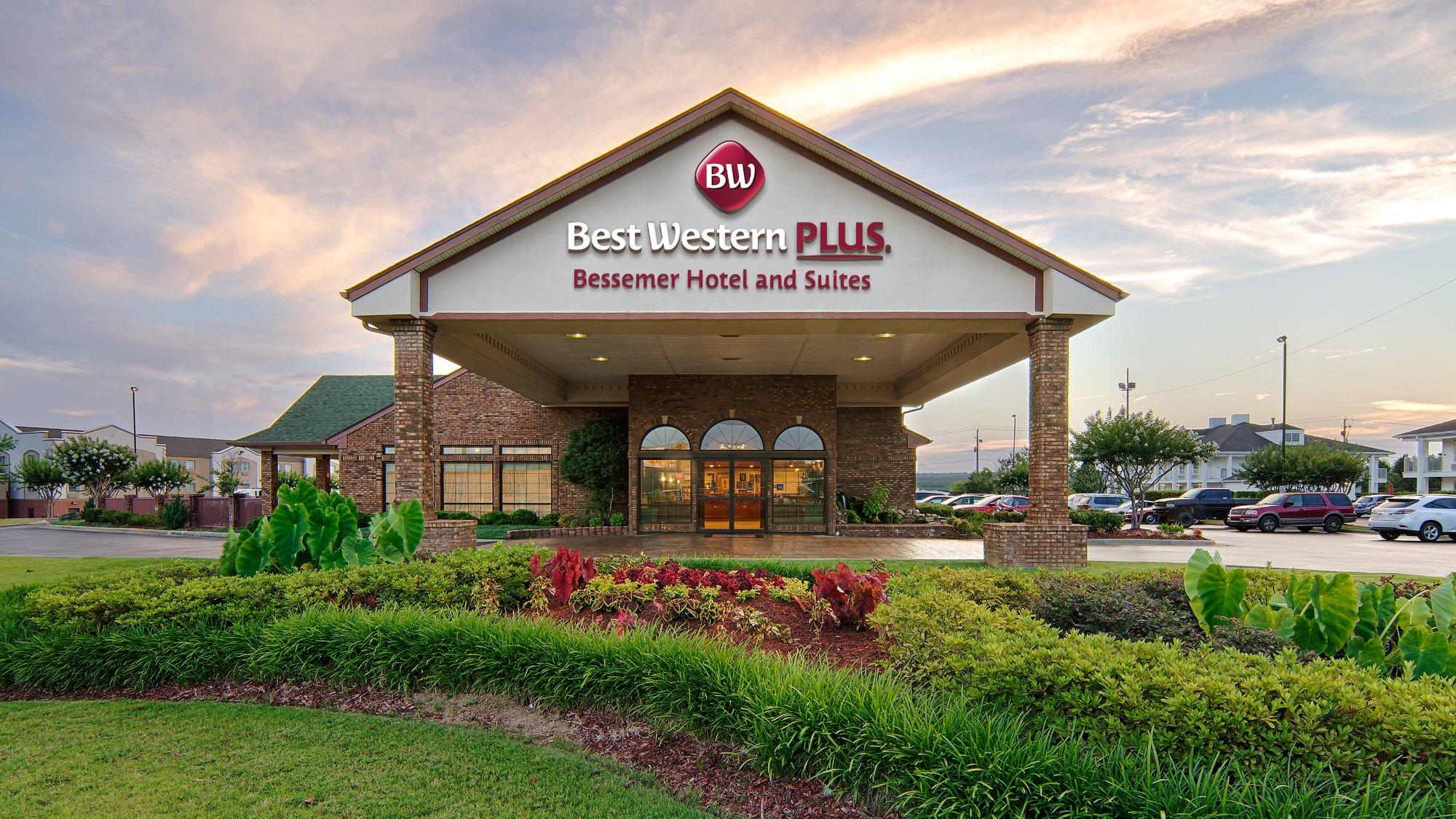 Best Western Plus Bessemer Hotel & Suites