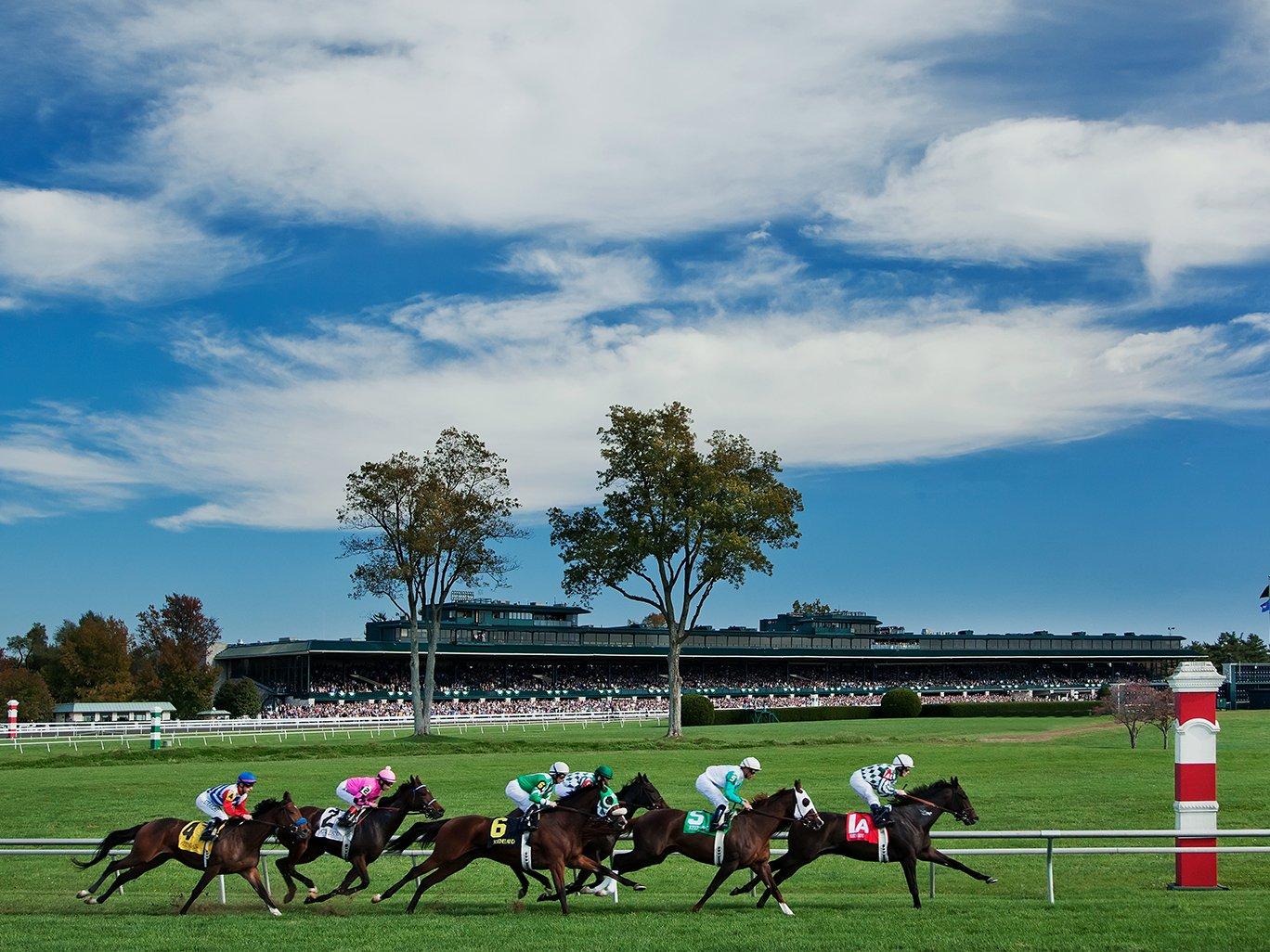 Keeneland Racecourse