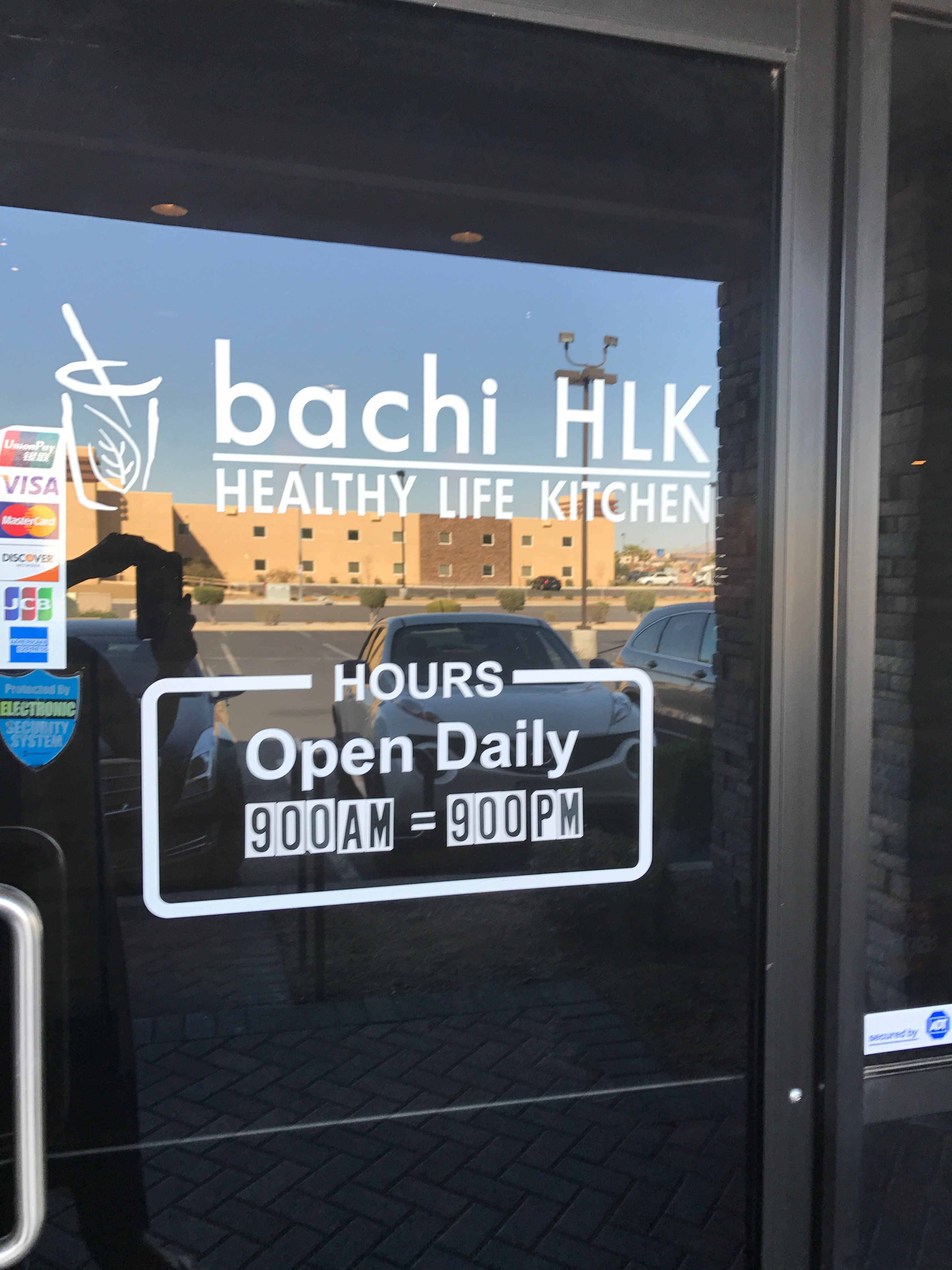 Bachi Healthy Life Kitchen Las Vegas Restaurant Reviews Phone
