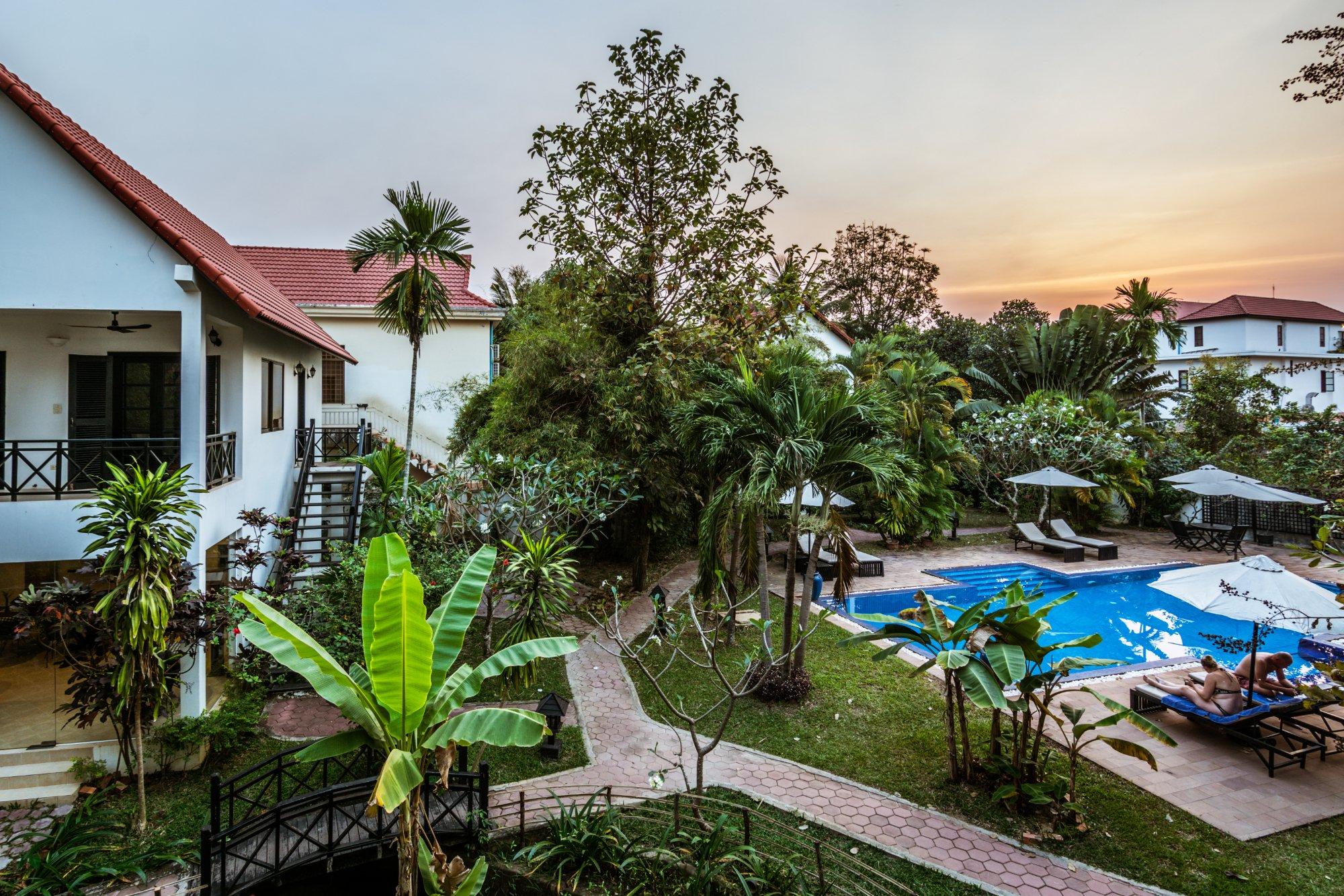 Community Residence Siem Reap