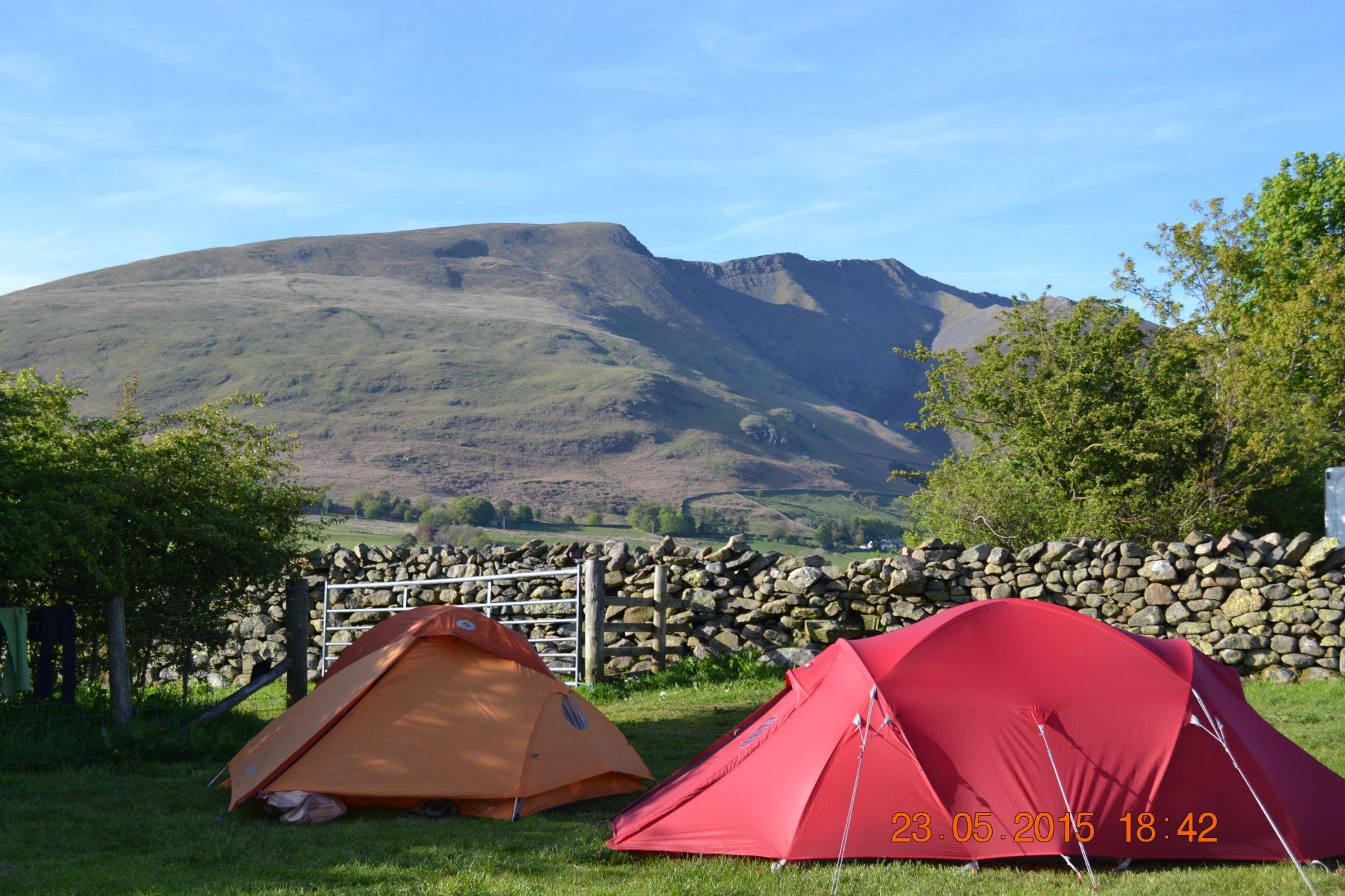 Burns Farm Caravan & Campsite