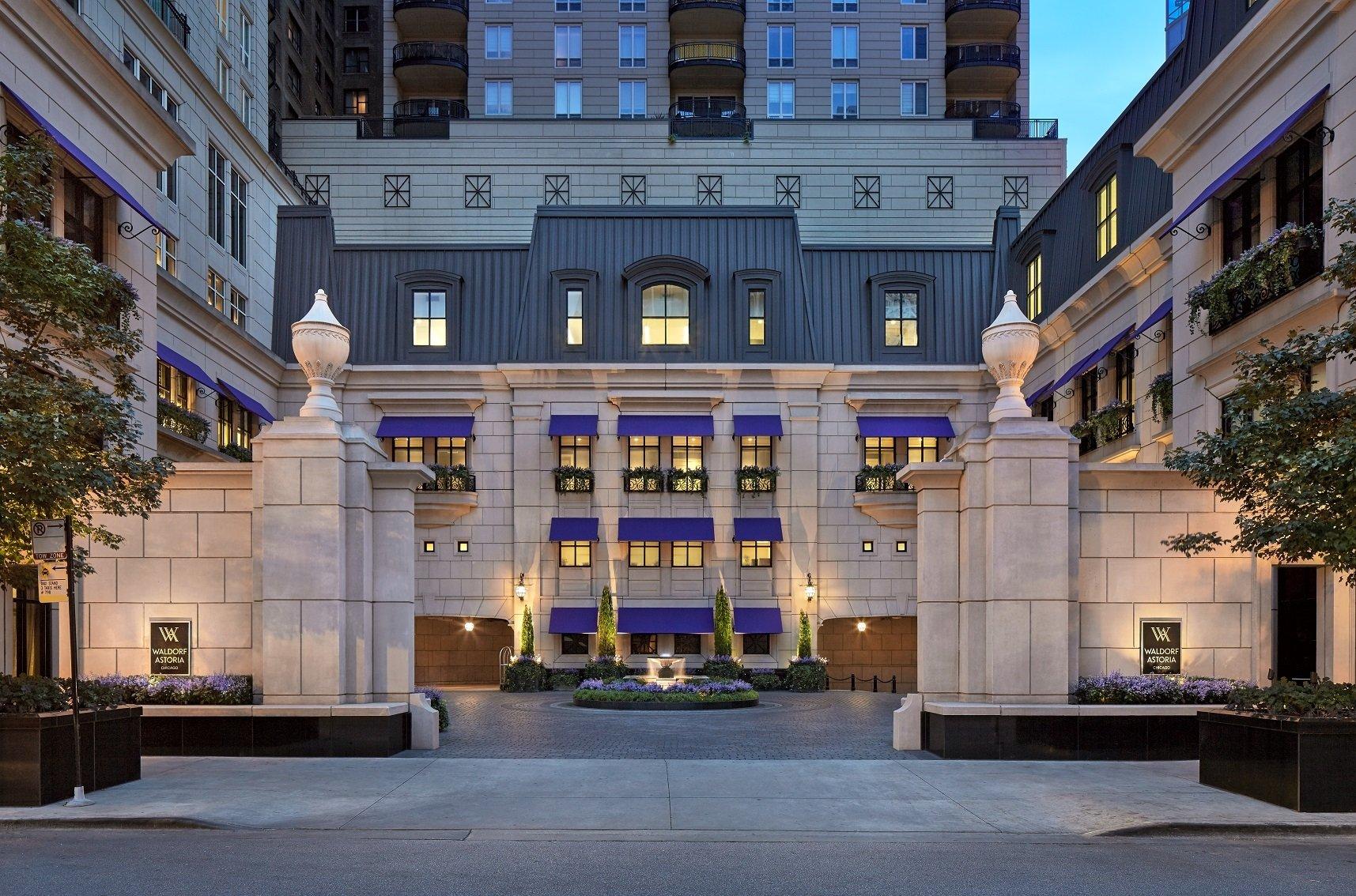 エリシアン ホテル シカゴ