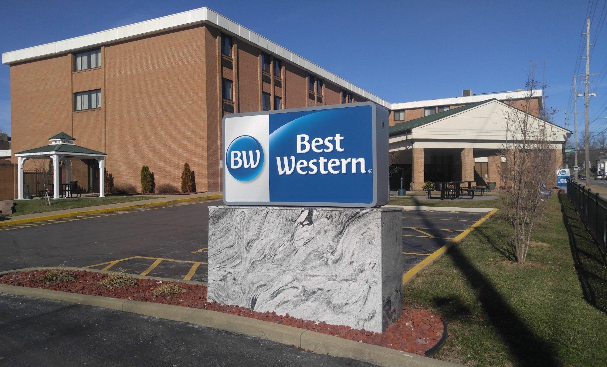 ベストウェスタン ウースター ホテル