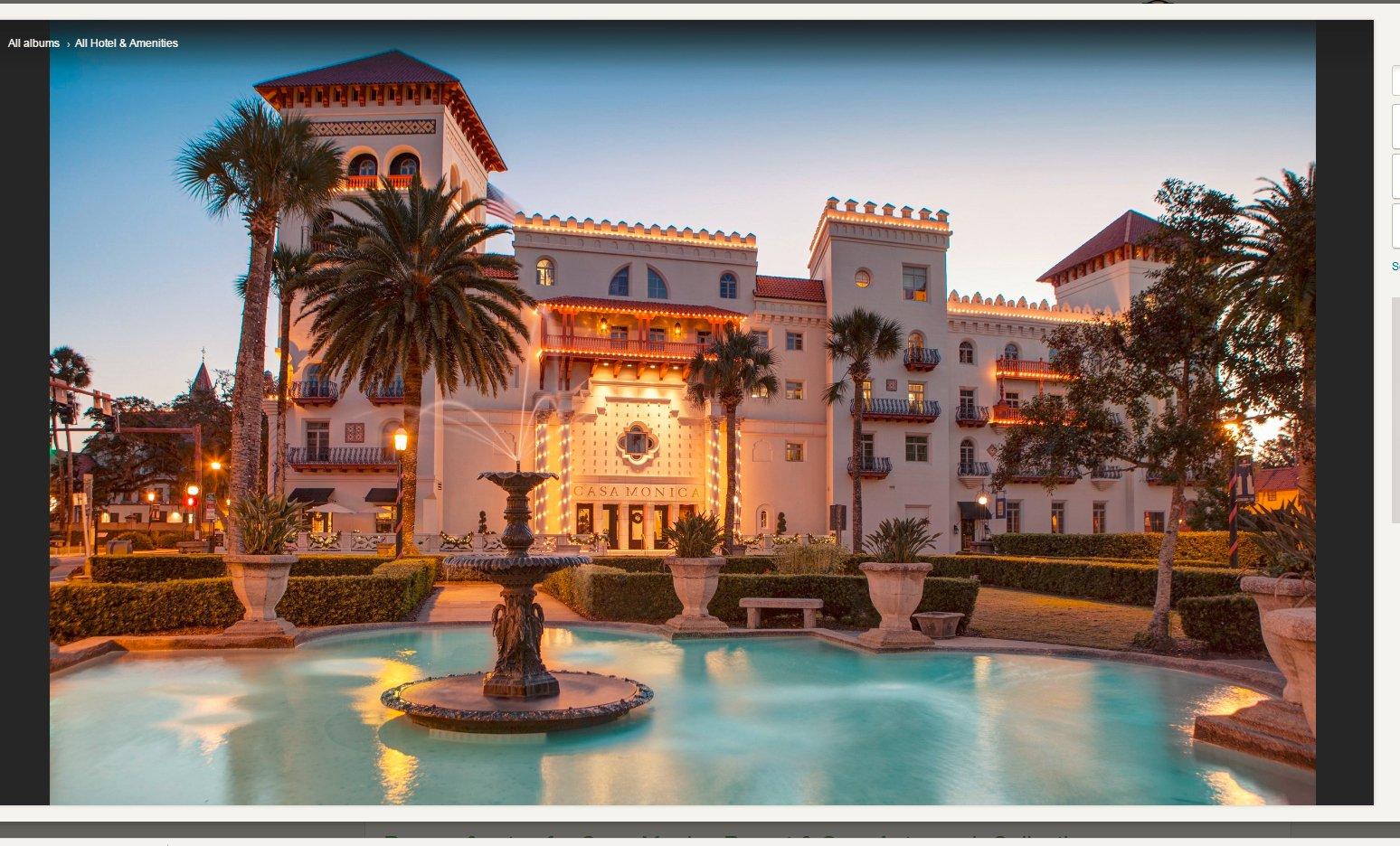 卡薩莫妮卡簽名收藏飯店