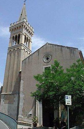 Chiesa di S. Antonio e Convento dei Frati Minori Cappuccini