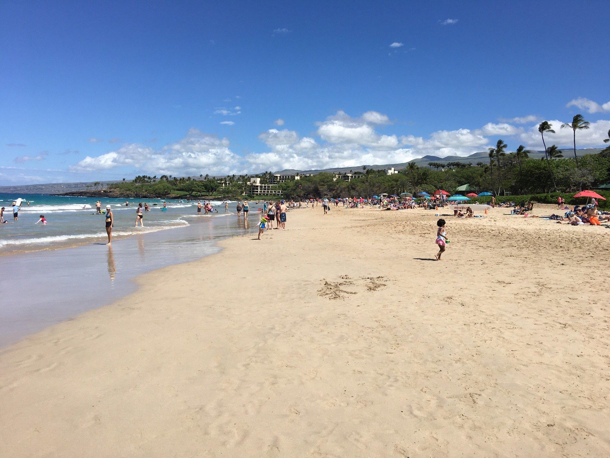 Beach Hapuna Beach Puako Hi Top Tips Before You Go With Photos