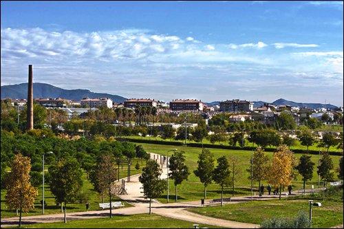 Parc Central del Valles