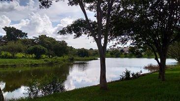 Nova Ourinhos lake