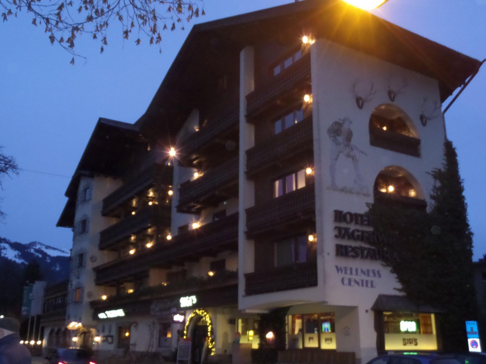 Jagerwirt Hotel