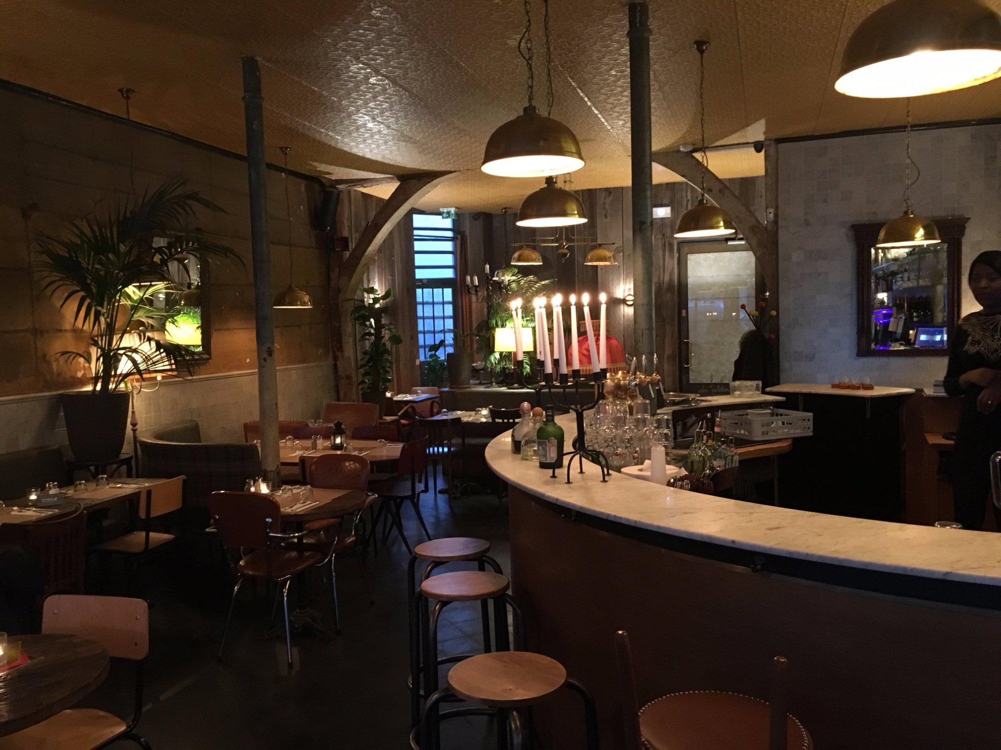 La quincaillerie paris ch teau d 39 eau gare du nord restaurant avis n - Quincaillerie paris 16 ...