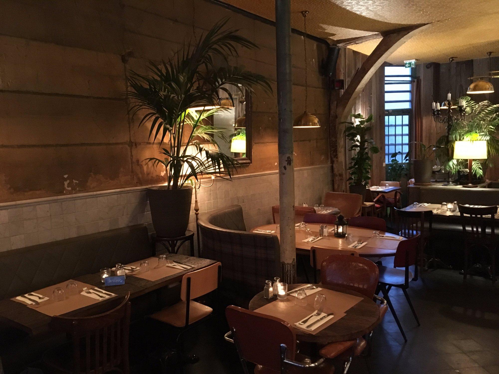 La quincaillerie paris chateau d 39 eau gare du nord restaurant revie - La quincaillerie paris ...
