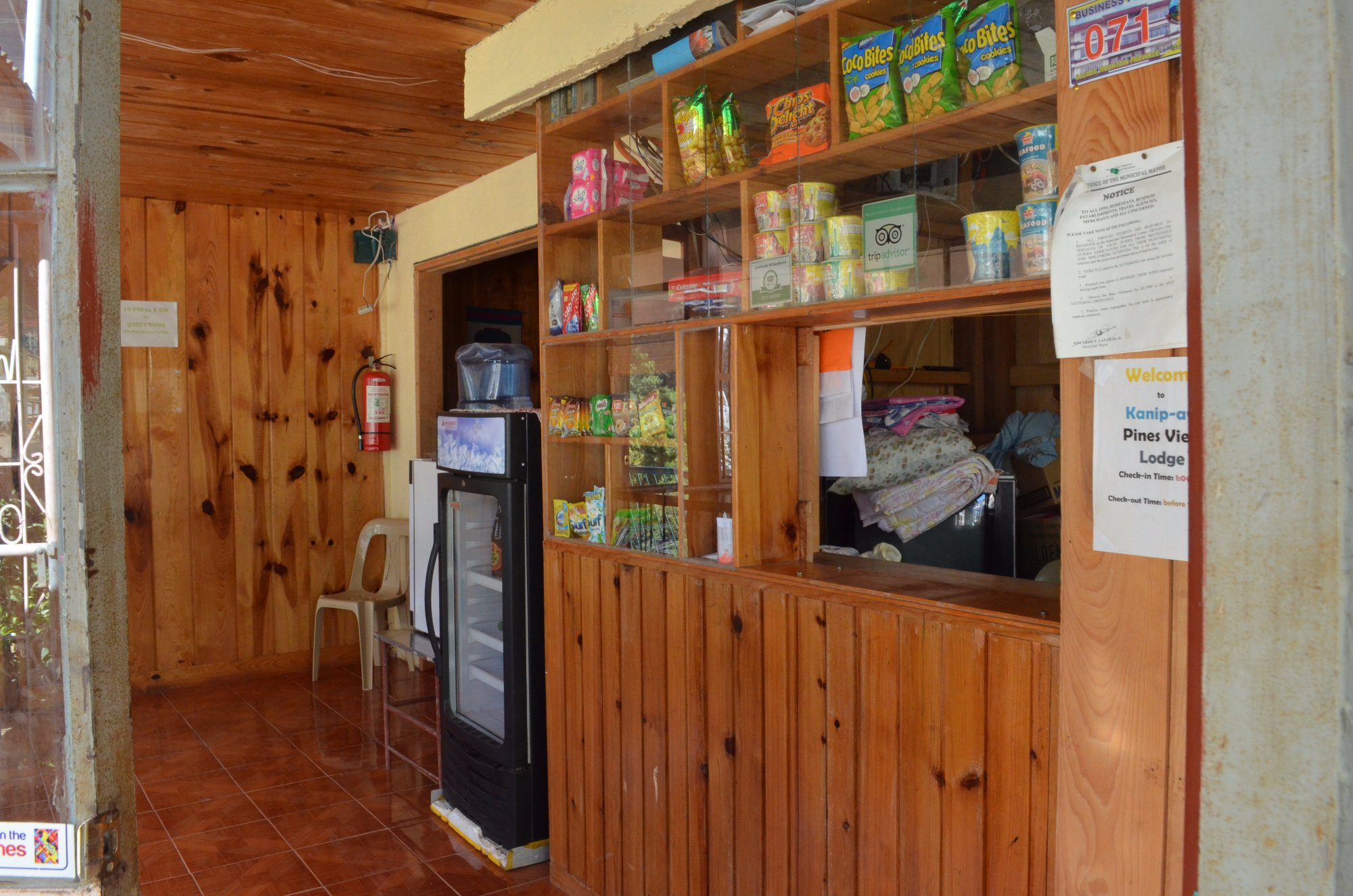 Kanip-aw Pines Lodge