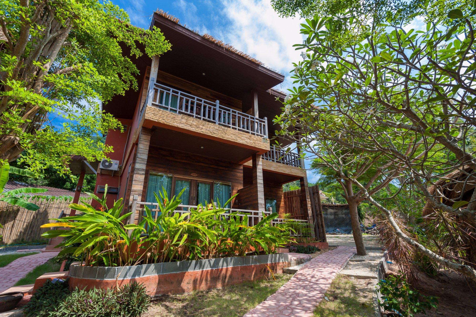 棕櫚葉度假酒店