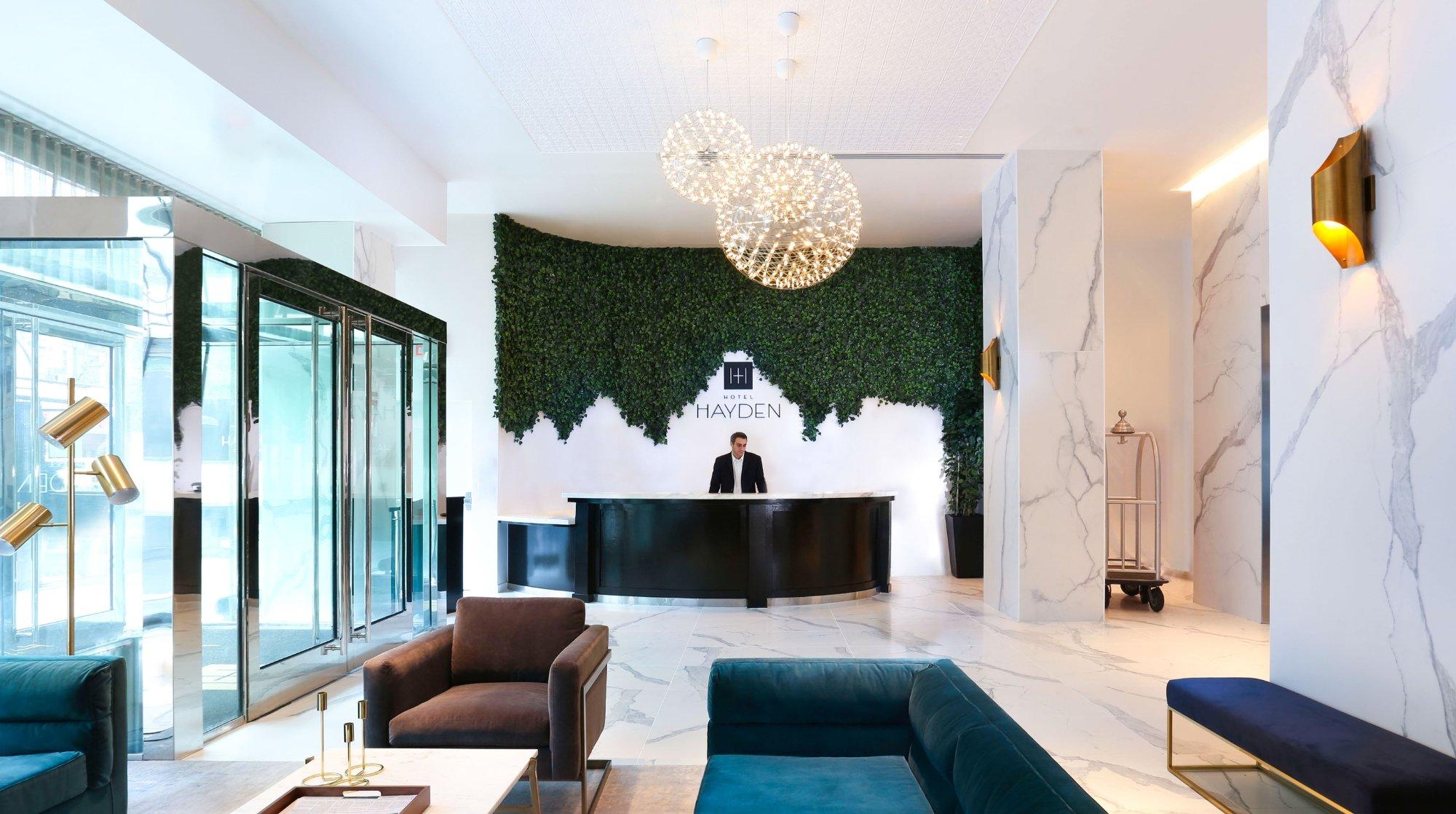 紐約切爾西靛藍酒店