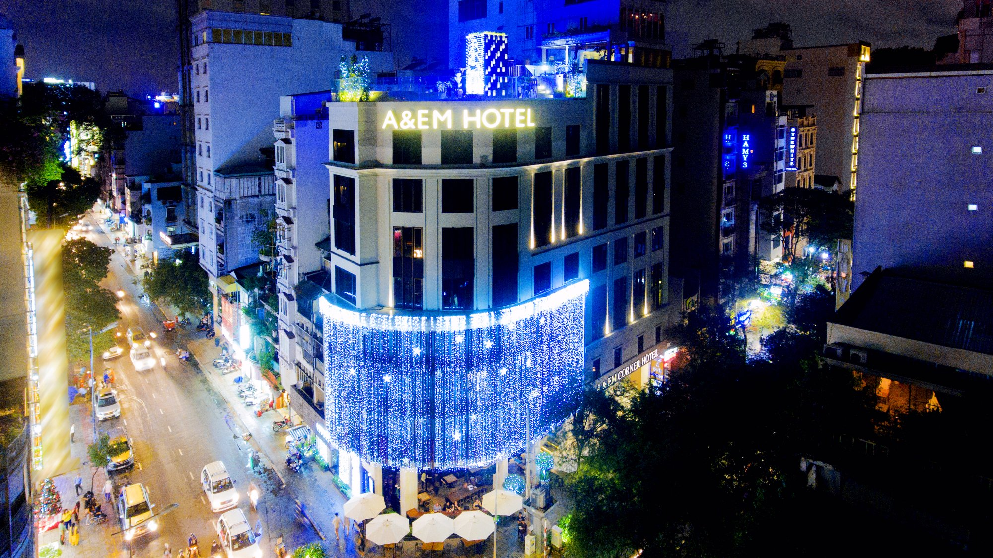 AEM Corner Saigon Hotel