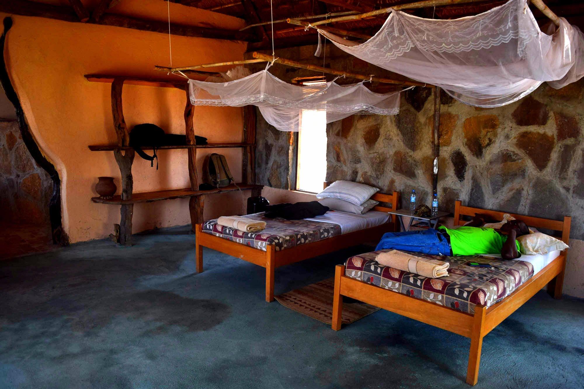 Nga'Moru Wilderness Camp