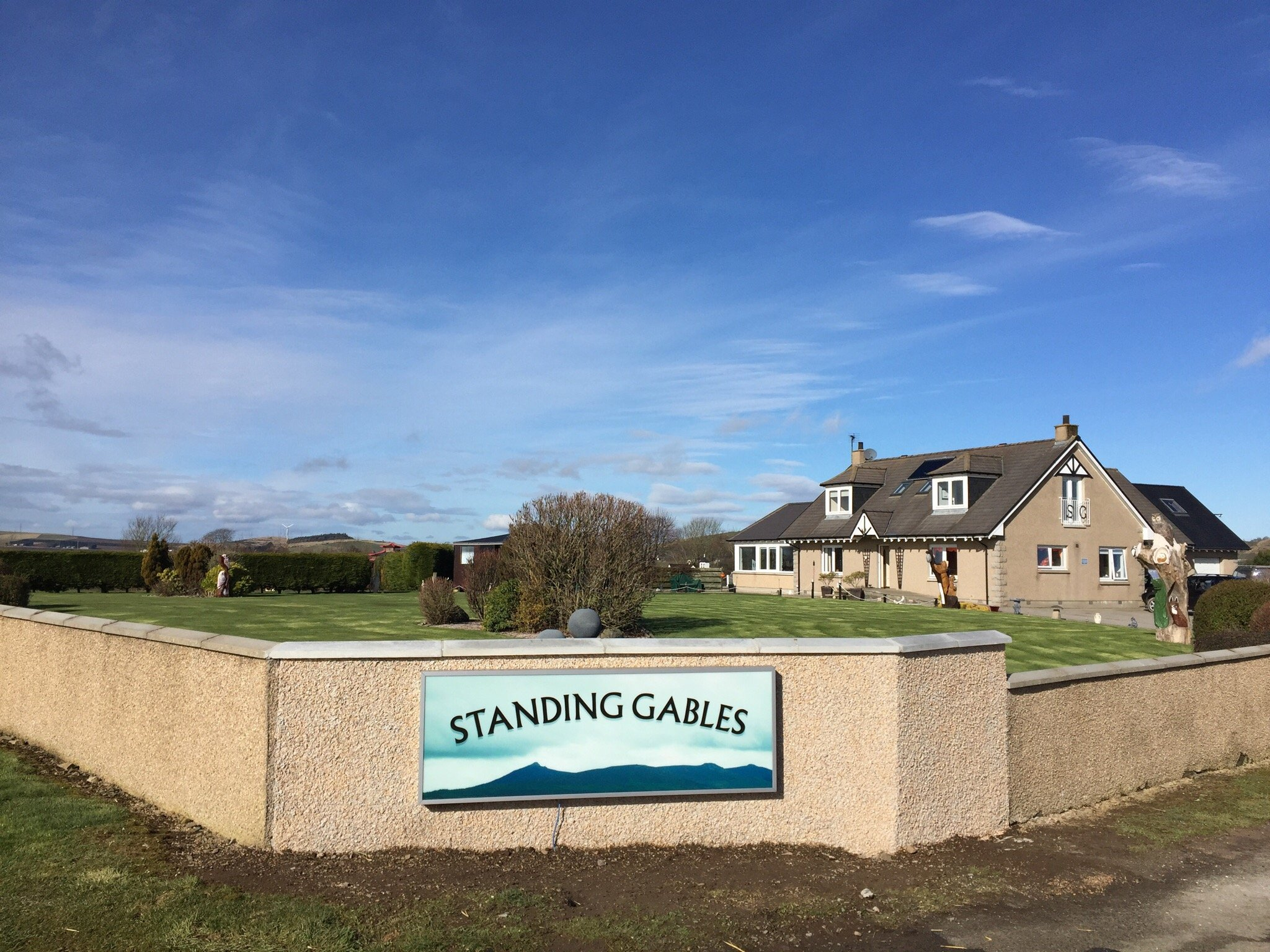 standing gables bed & breakfast (inverurie) - b&b reviews & photos