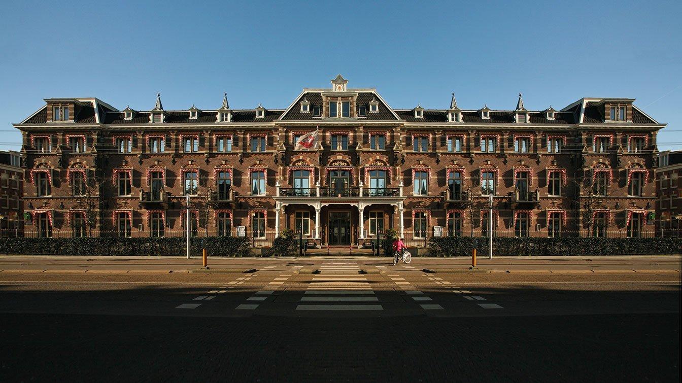 매노어 호텔 암스테르담 - 햄프셔 에덴