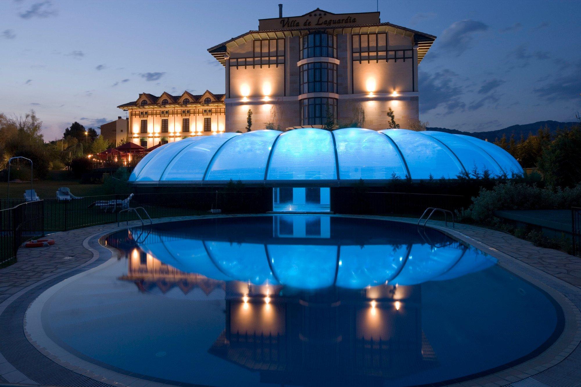 ホテル ヴィラ デ ラガーディア