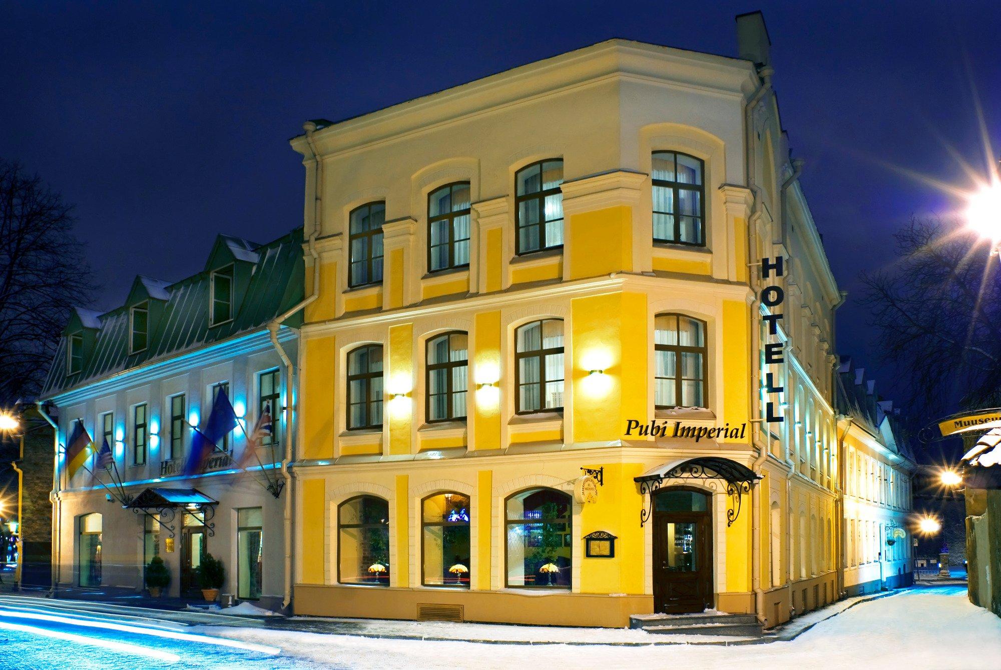 波羅的海帝國酒店