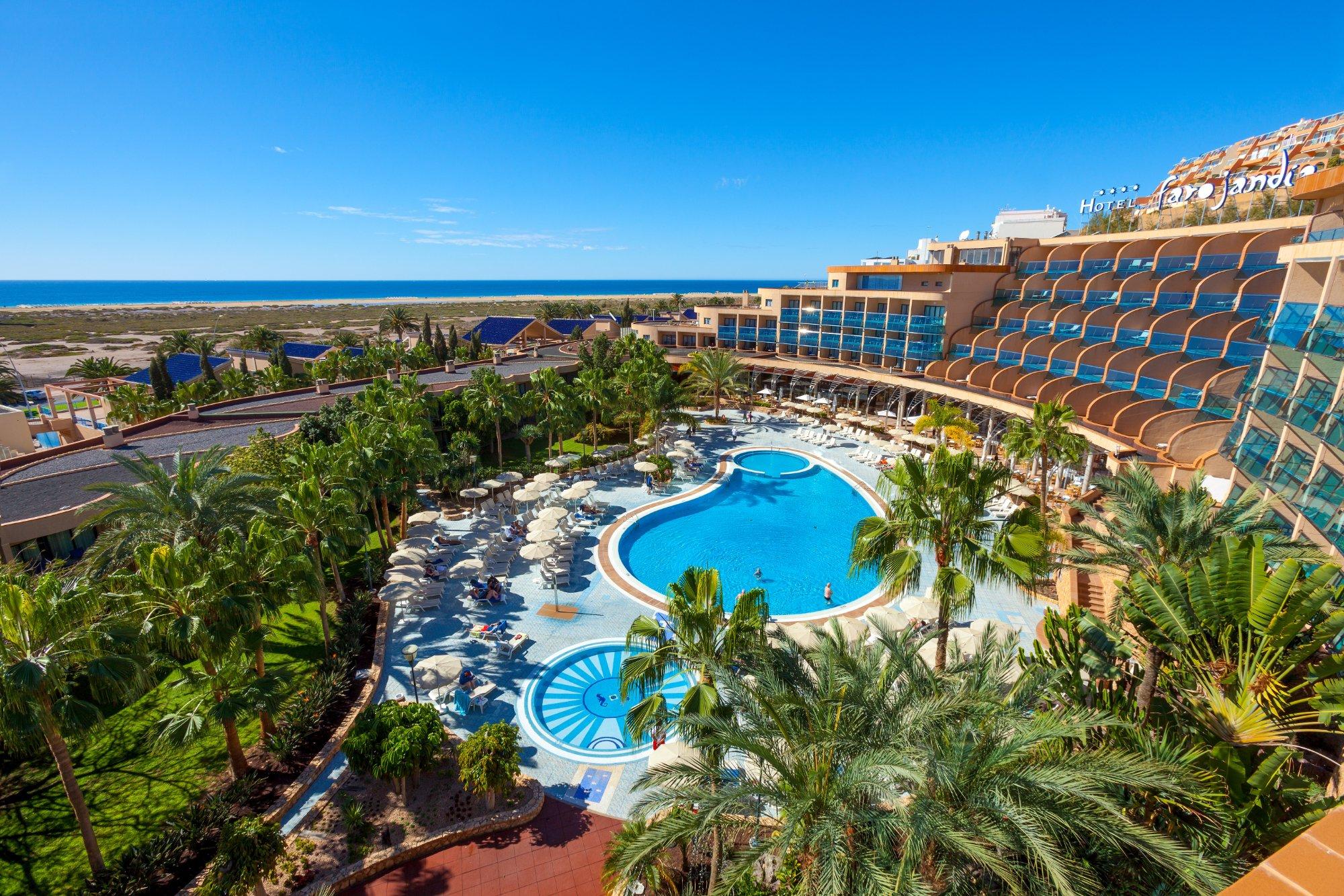 Hotel Faro Jandia & Spa