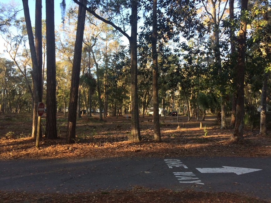 Fort mcallister state historic park campground updated for Asian cuisine richmond hill ga