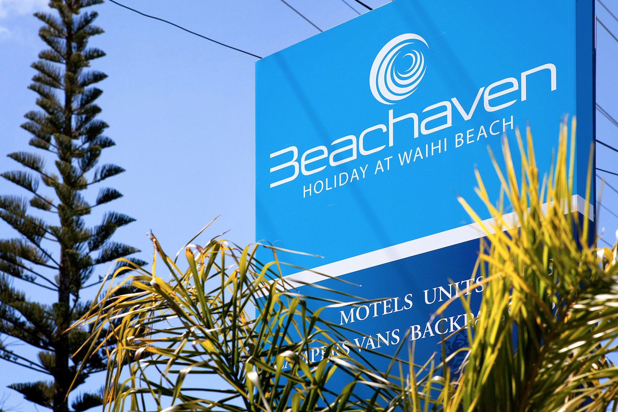 Beachaven Kiwi Holiday Park