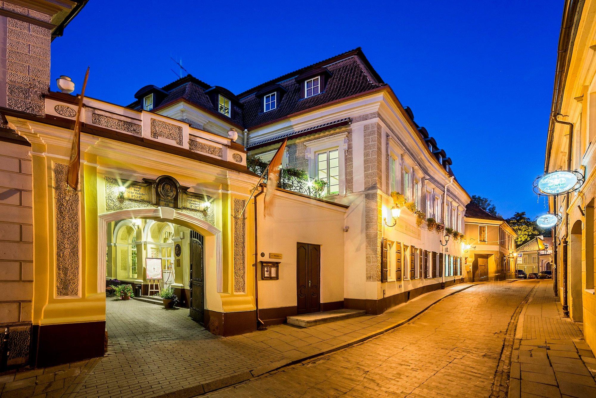 莎士比亞精品飯店