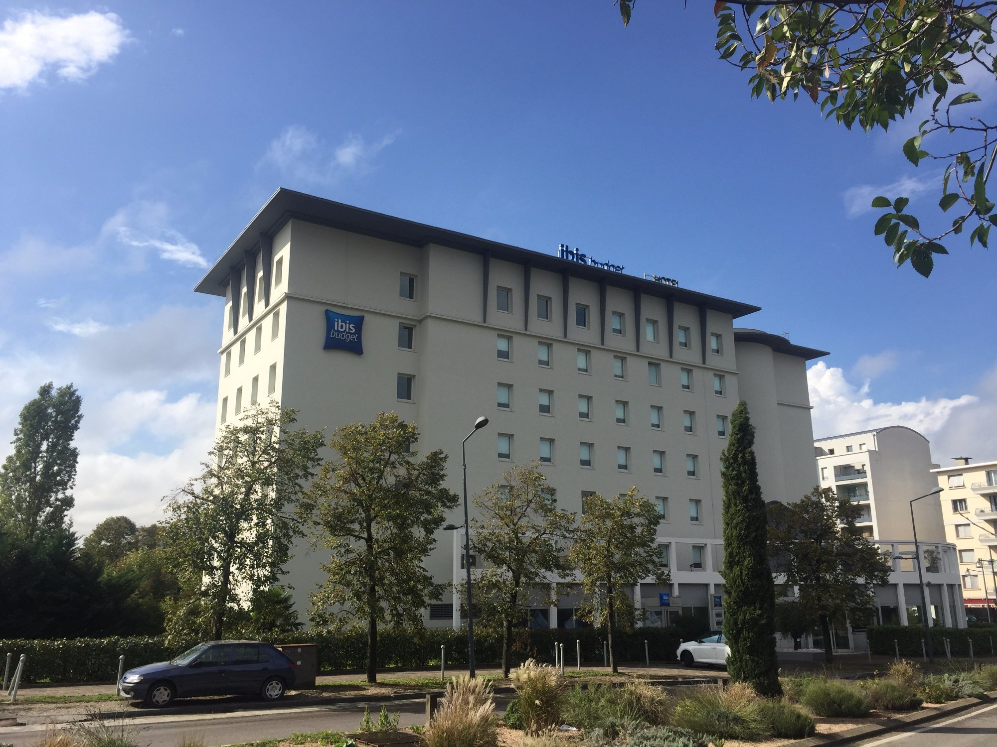 Hotel ibis budget Lyon Villeurbanne
