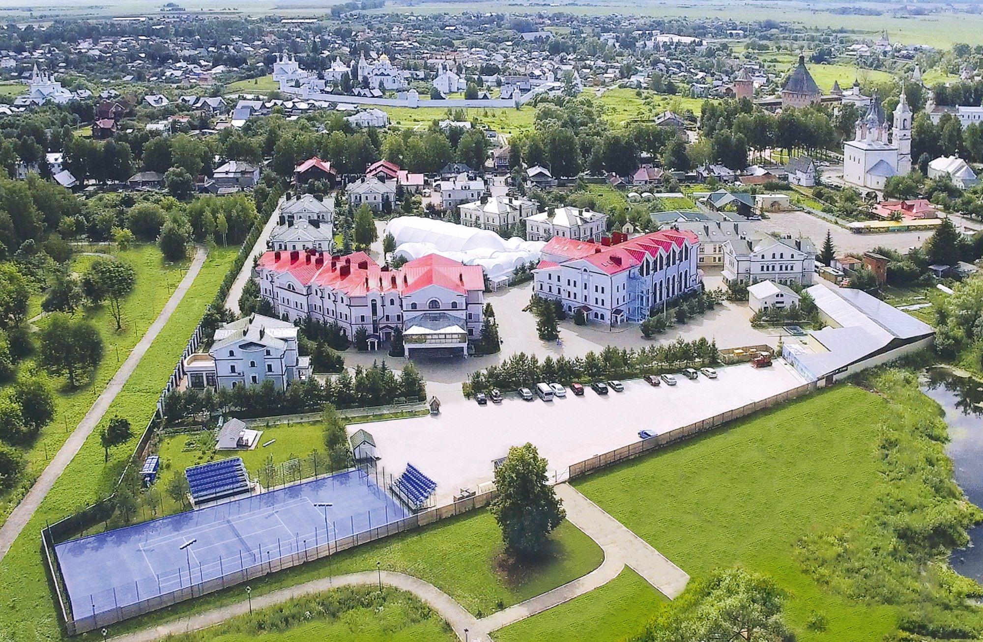 Art Hotel Nikolaevskiy Posad