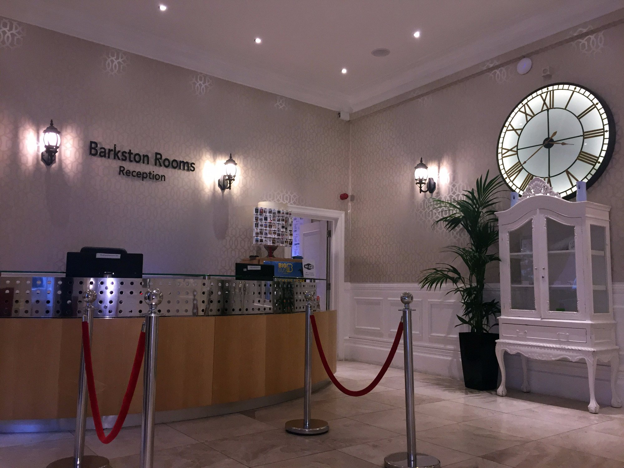 Barkston Rooms