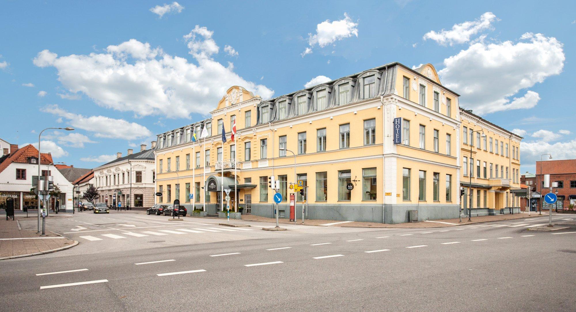 Hotel Continental Ystad Du Sud