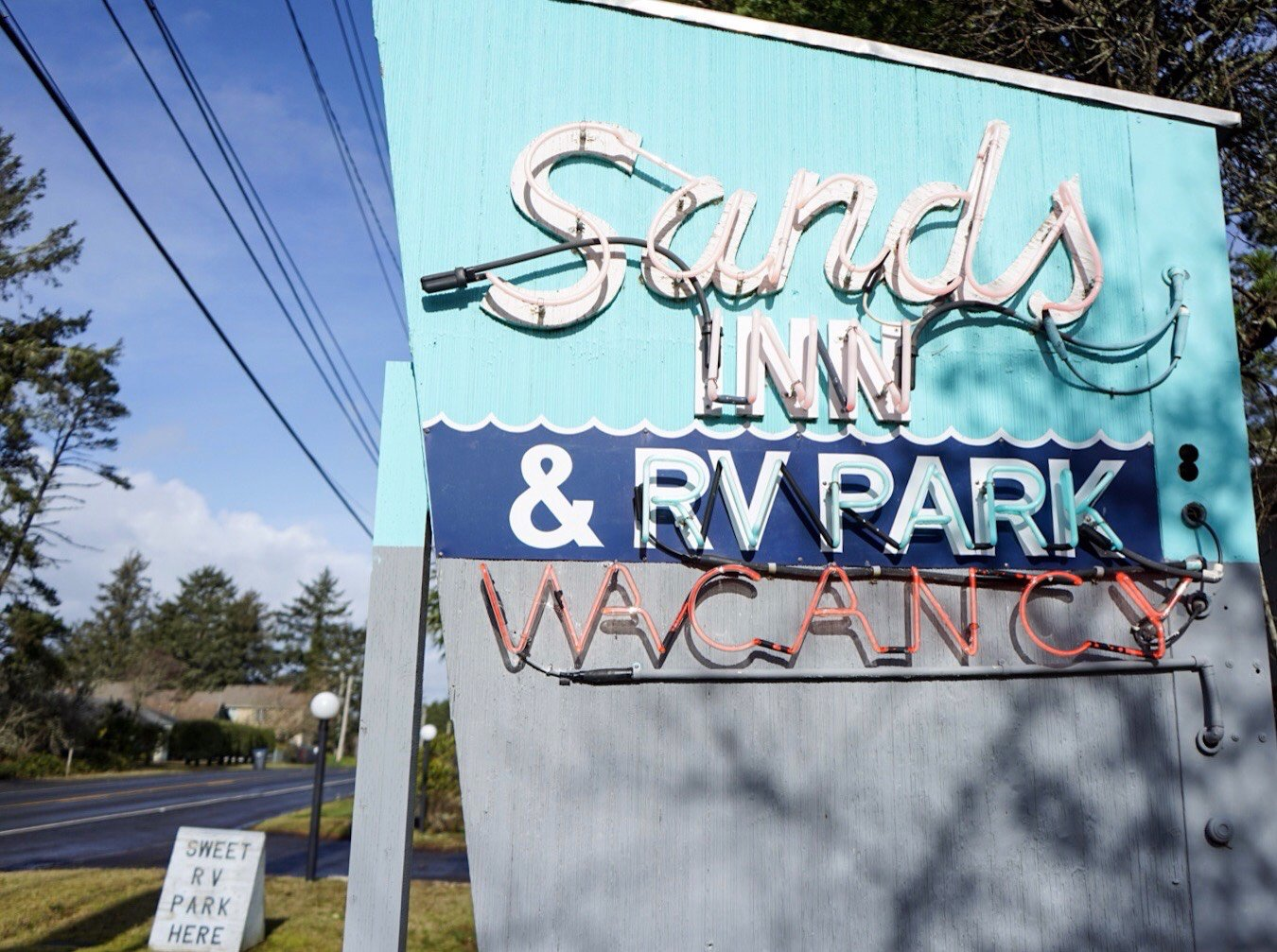 Sands Motel & RV Park
