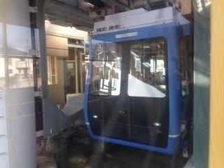 Skyrail Service Hiroshima Short Distance Transportation Seno Line