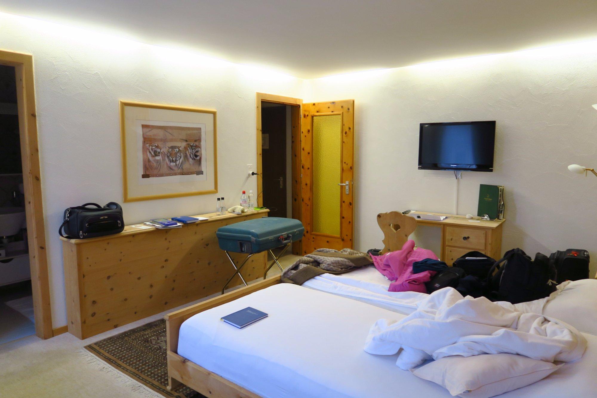 Hotel Eden Garni St. Moritz