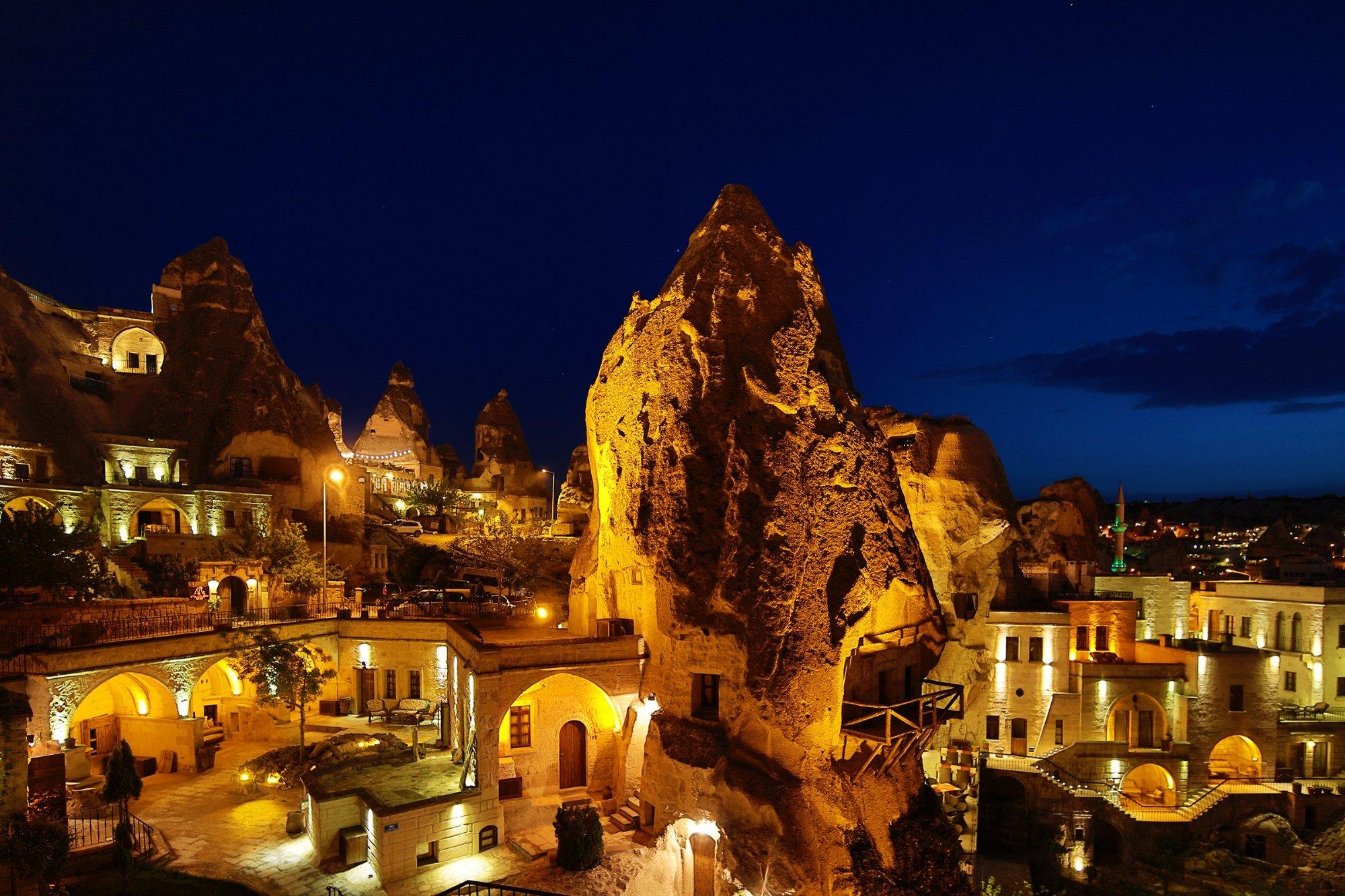 卡帕多西亞岩洞套房酒店