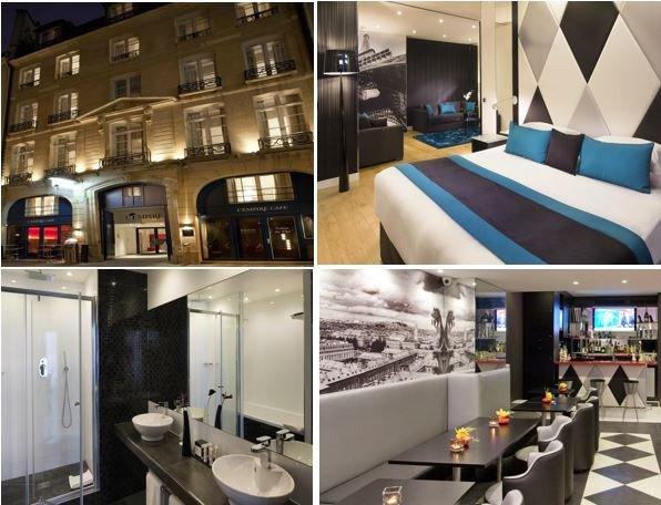 巴黎帝國酒店