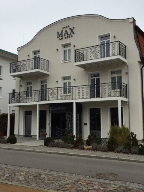 Hotel Max am Meer